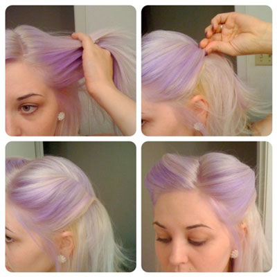 easy pin up hair