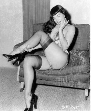Bettie Grable