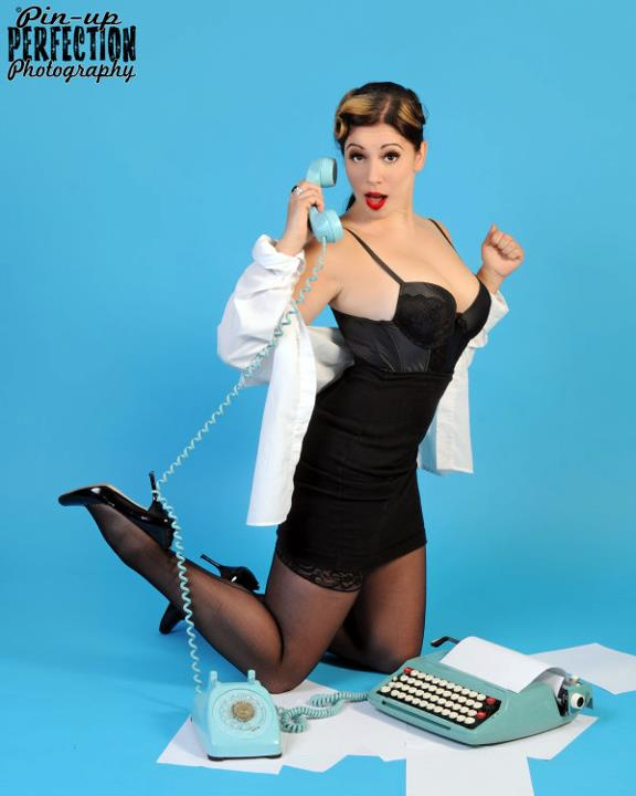 Pin Up Perfection Photography
