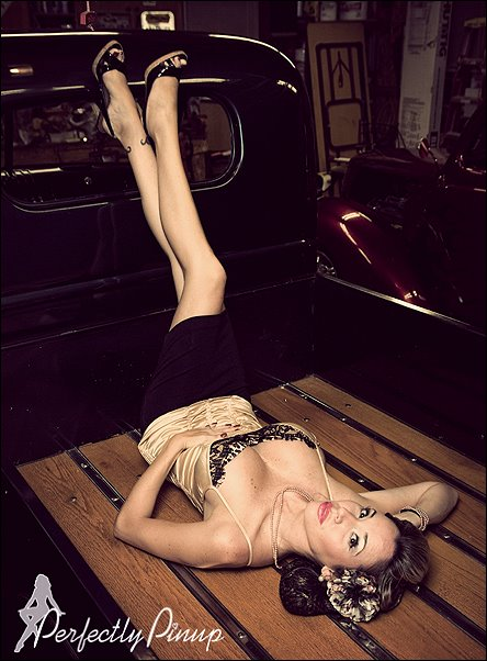 Perfectly Pin Up Photography