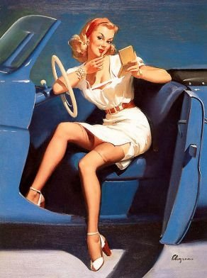 Pin Up gallery