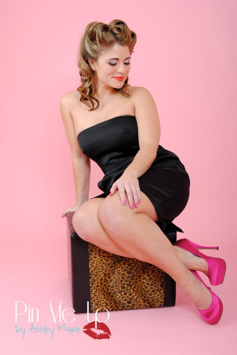 Pin Me Up By Ashley Marie
