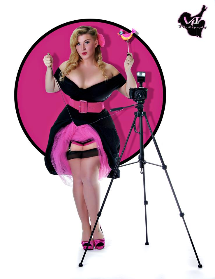 Pin Up Photographers Illinois