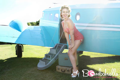 Bombshells Pinup Photography