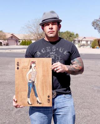 Hot Daddy Wood Art
