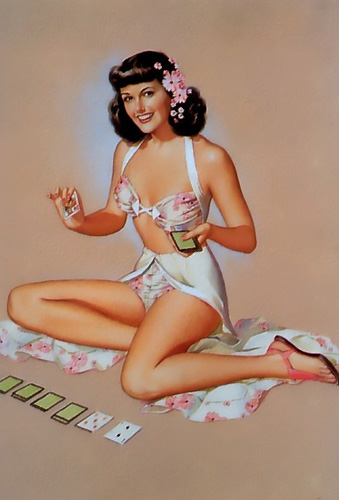 Pin Up girl information