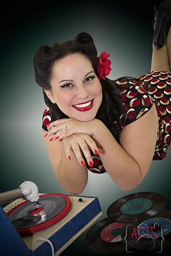 Pin Up Photographers Texas
