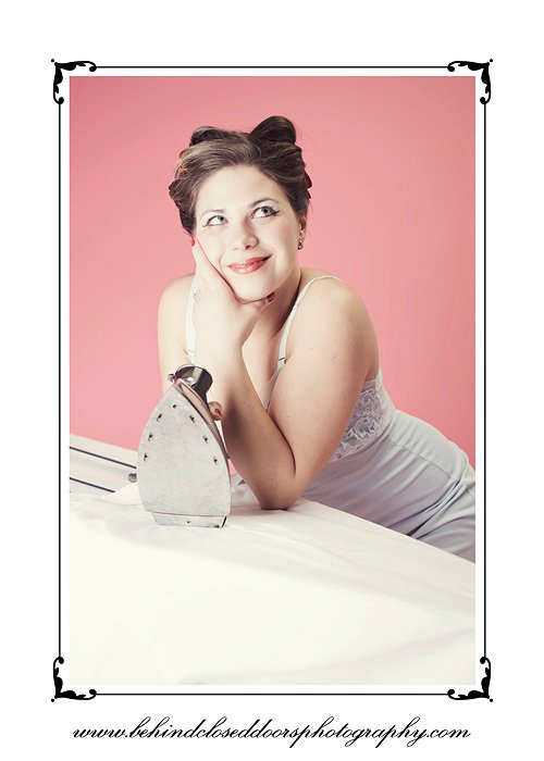 Pin Up Photographers Indiana