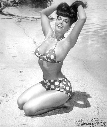 Betty Page Photos: Get To Know These Beautiful Ladies