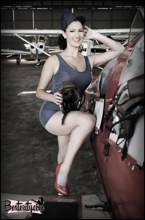 Pin Up Photographers Sydney Australia