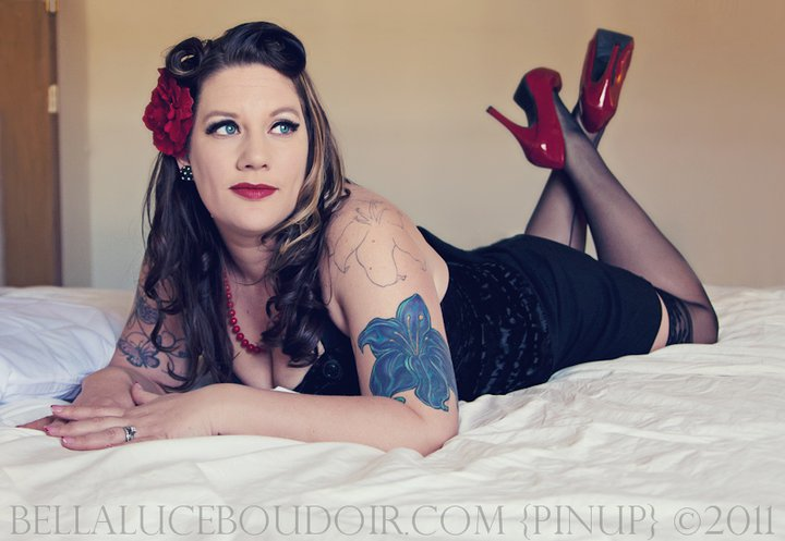 Bella Luce Boudoir And Pinup