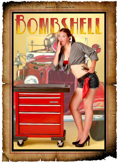 Bombshell Photography