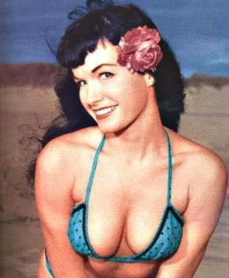 Bettie Page Quotes