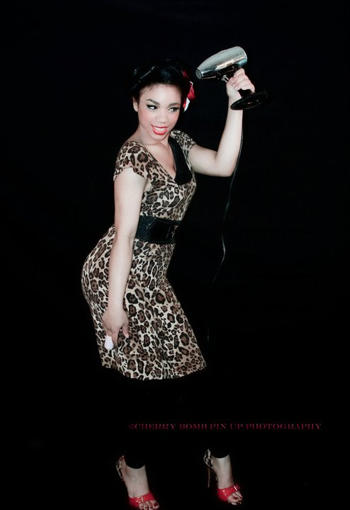 Cherry Bomb Pin Up Photography