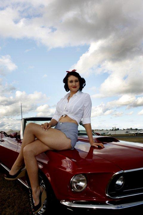 Pin Up Photographers NSW Australia