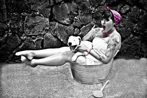 Cherry Girl Hawaii Photography