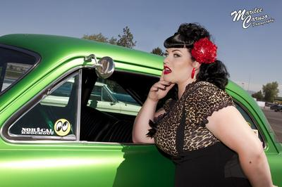 Photo: Marilee Caruso Photography MUHA: Rockwell Rockwell