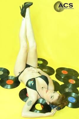photography: Acid-Candy Studios  hair/makeup: Misty Hunter  model: Cherry Von Vegas