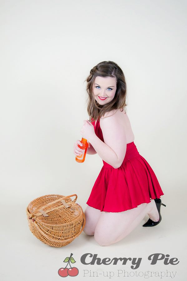 Cherry Pie Pin-Up-Photography