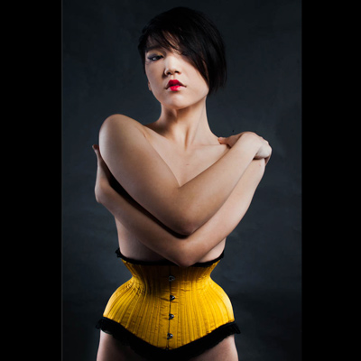corset training