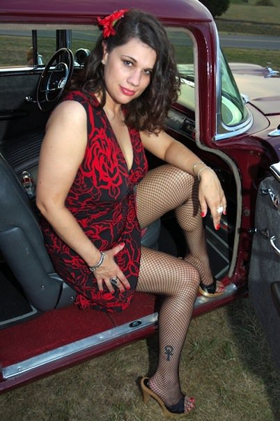Pin Up Photographers Maryland Find Local In
