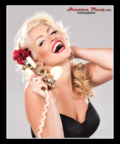 Houston Pin Up Photography