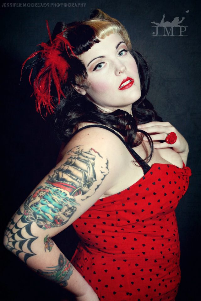 Pin Up Photographers Ontario