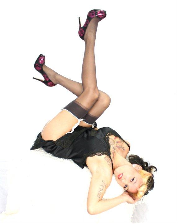 Little Black Dress Photography