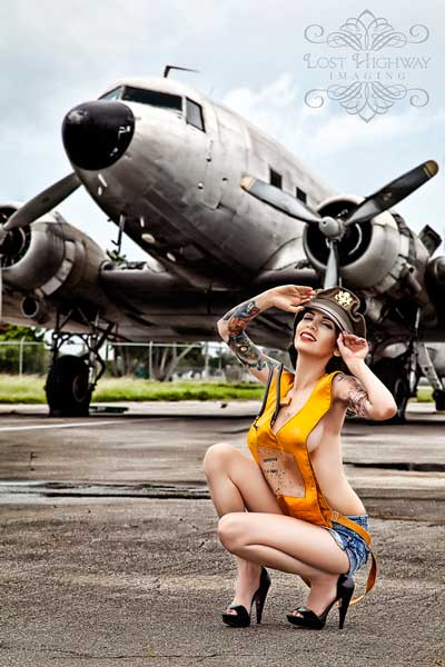 Pin Up Photographers Connecticut