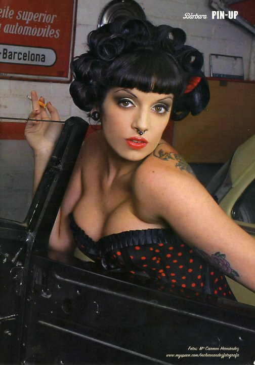 Pin Up Photographers Spain