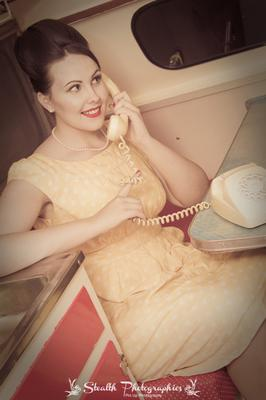 Image taken by Stealth Photographics Vintage & Pinup Photography