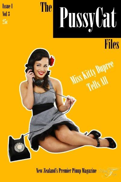 Miss T Pinups