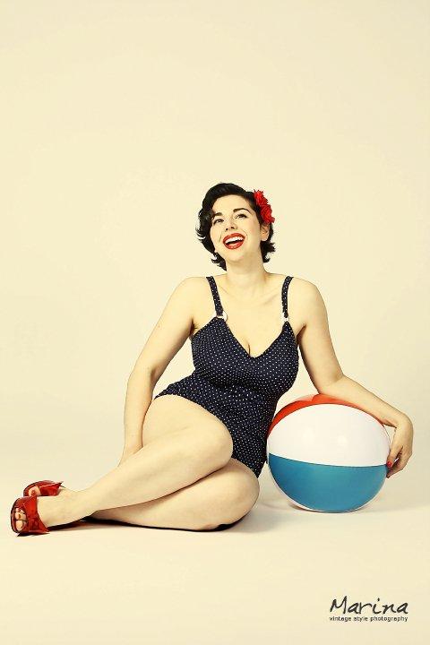 Marina Vintage Style Photography