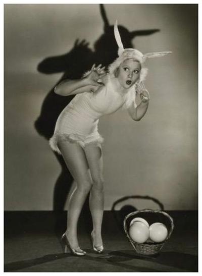 Pin Up Bunny
