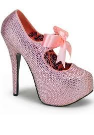 pin up heels