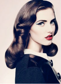 pin up look beauty products