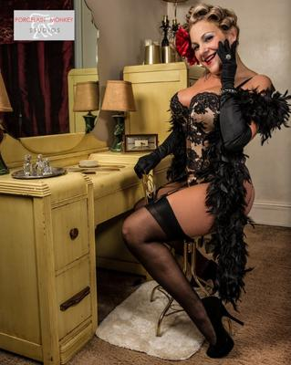 Photographer - Porcelain Monkey Studios / MUAH - Fatale MakeUp
