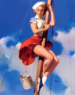 Pin up artists