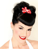 Pin Up Girl Look