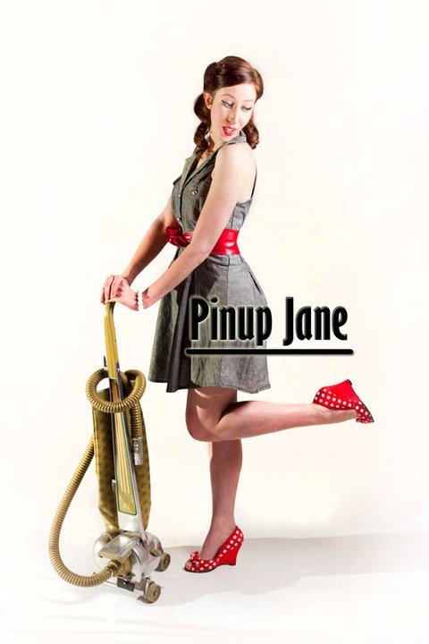 Pinup Jane
