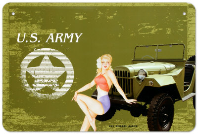 Pin up posters