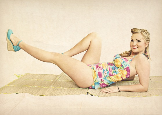 54a6b8e4e26 Pin Up Modelling - Discover All You Need For Your 1950s Style Modeling