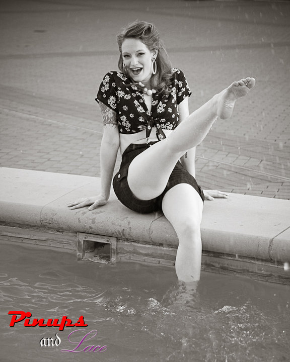 Pinups and Lace