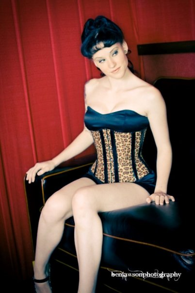 Pin Up Photographers Missouri