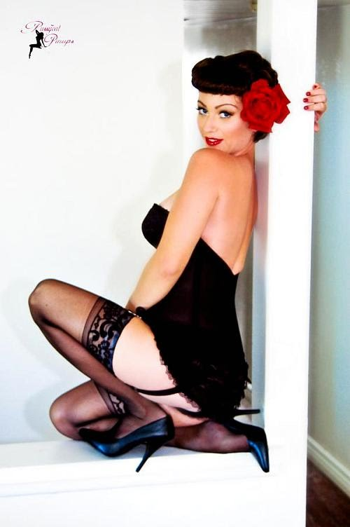Pin Up Photographers California