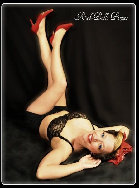 Reb-Belle Pinups Photography