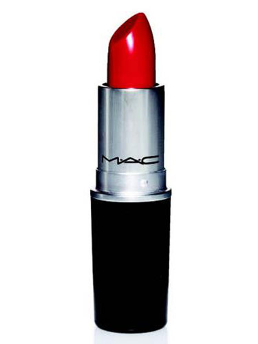 red lip stick