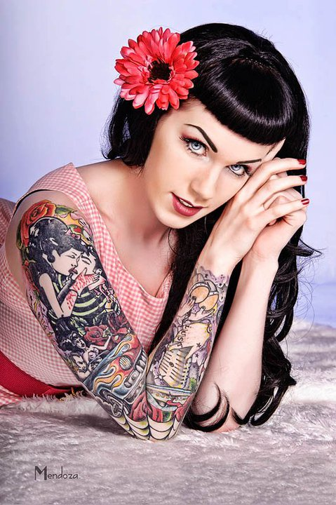 Pin Up Photographers South East England