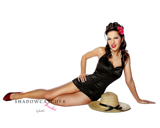 Shadow Boudoir Photography