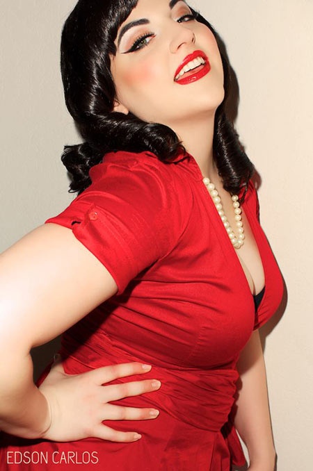 shana nicole pin up